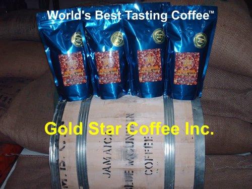 Gold Star Coffee - Jamaica Jamaican Blue Mountain Coffee