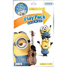 Minion Grab n Go Play Despicable Children's Party Pack