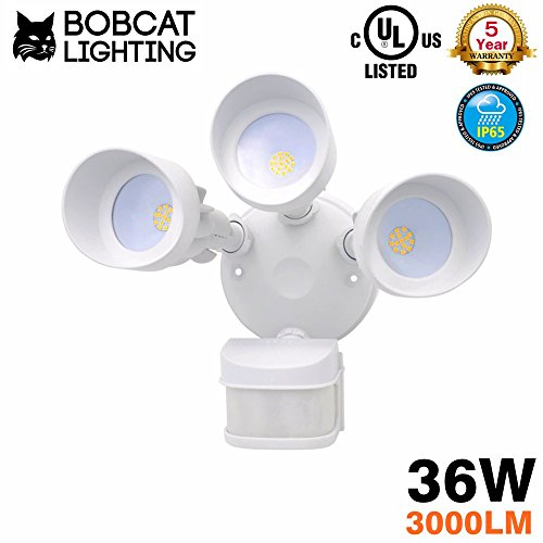 Led Flood Light Motion Activated - 6