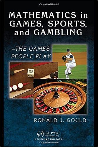 The mathematics of games and gambling ebook lodge star casino