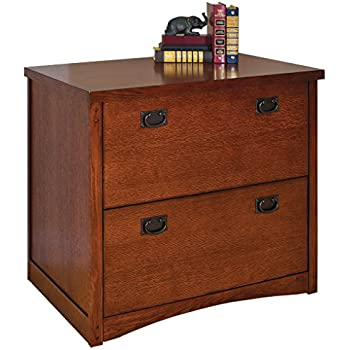 Kathy Ireland Home By Martin Mission Pasadena 2 Drawer Lateral File Cabinet    Fully Assembled