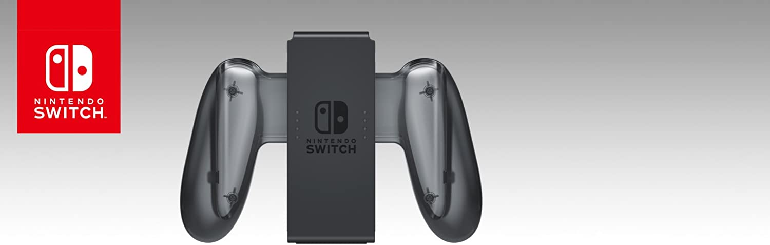 Amazon.com: Nintendo Joy-Con Charging Grip: Video Games