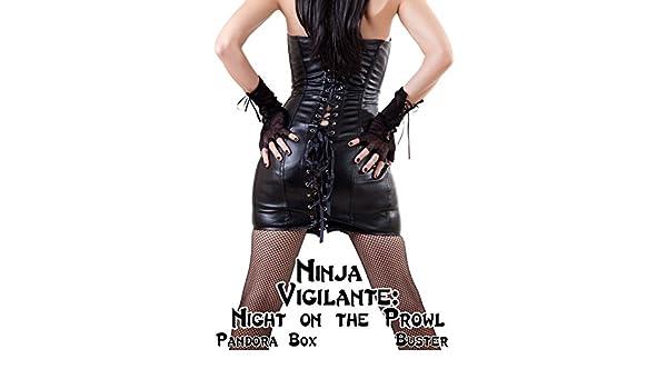 Ninja Vigilante: Night on the Prowl (English Edition) eBook ...