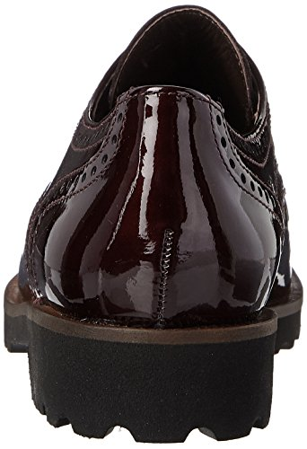 Gabor Women's Comfort Sport Derbys Rot (28 Merlot (S.s/C)) buy cheap browse cheap view free shipping outlet pictures for sale geniue stockist D9c0cJOL