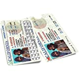 V. Syndicate Cheech and Chong Grinder License Herb Grinder Card