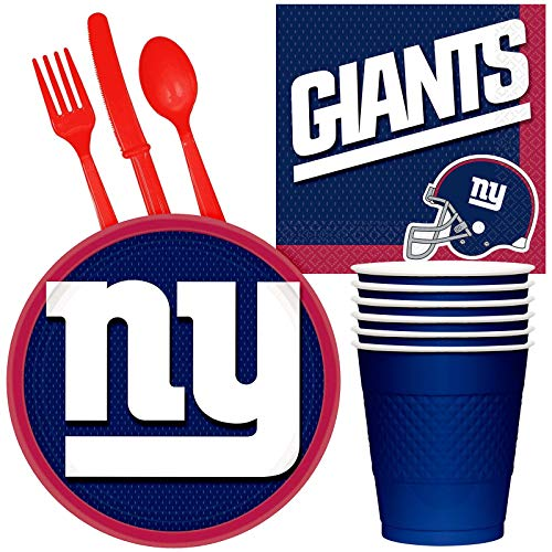 Costume SuperCenter NFL New York Giants Tailgate Party