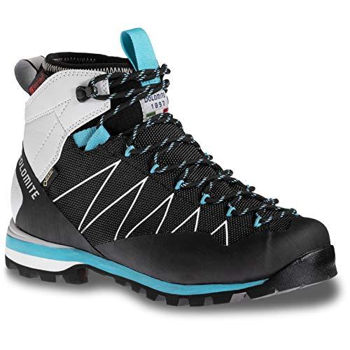 Da Scarpe Dolomite Donna Crodarossa Black Gtx Pro Trekking Blue capri Wmn F7dw454q