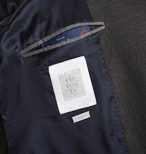 Marrón Eleventy 979ja3042btcrnjac2502405 Blazer Lino Mujer vA5ArwqE