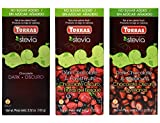 Torras Stevia Sugar Free and Gluten Free Dark Chocolate Bar – Assorted (3 Pack) Review