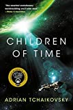 Book cover from Children of Time by Adrian Tchaikovsky