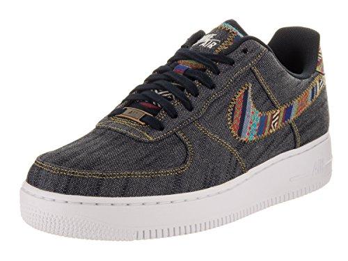 Nike Men's 1 Air Force 1 Men's High '07 Lv8 Dark Obsidian/White Basketball Shoe 12 Men US B00G3SYLQW Shoes 512a9c