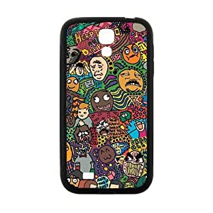 Cool painting Creative Cartoon Hot Seller Stylish Hard Case For Samsung Galaxy S4