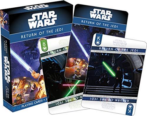 Aquarius Star Wars Episode 6 - Return of The Jedi Playing Cards