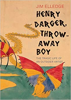 Book Henry Darger, Throw-Away Boy
