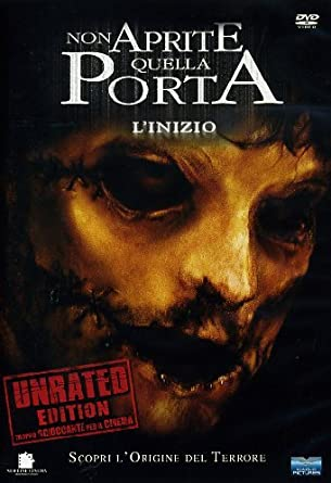 Non Aprite Quella Porta Linizio Unrated Edition Amazon