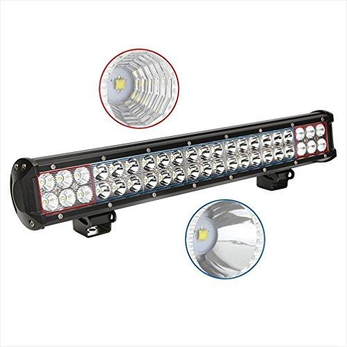 Cool light 126W CREE bottom mount led light bar combo beam(126w-combo beam)