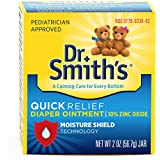 Dr. Smith's Quick Relief Diaper Rash Ointment, 2 Ounce