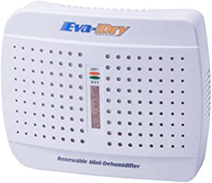 New Eva-Dry E-333 Dehumidifier Protects Gun Safe, Boat, RV from Humidity & Moisture