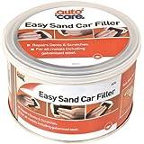 Mastic pour carrosserie de voiture - 250ml - sable facile pour les bosses et égratignures