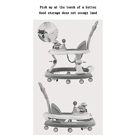 YUMEIGE Andadores Andador para Bebés, aviones y juguetes para ...