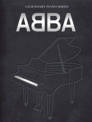 - Legendary Piano Songs: ABBA (Legendary Piano Series)