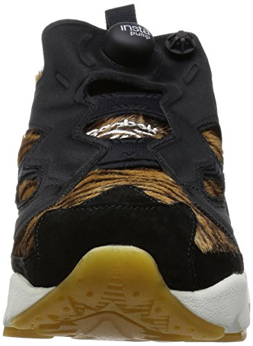 Reebok Instapump Fury Jb Black/Gold Mat/Chalk, Multicolore, 38.5