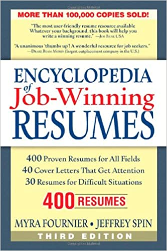 job winning resumes