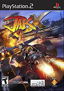 Jak X Combat Racing - PlayStation 2