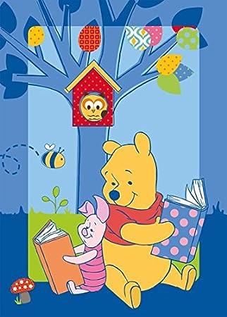 Amazon.de: Disney Winnie Pooh Kinderteppich 133cm x 95cm