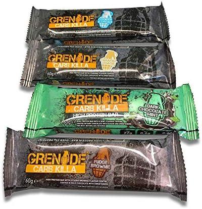 Grenade Carb Killa Mix-Box 12x60g (D)