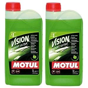 Motul Vision Expert Ultra Liquide lave-glace concentré 2 l