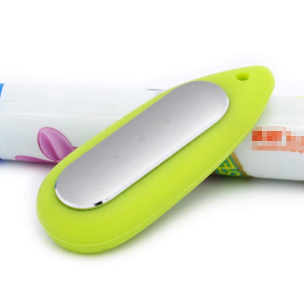 Colore Casuale Hemobllo Ciondolo in Silicone Ciondolo in Silicone Gel di silice Proteggi Shell per Xiaomi Mi Band 1