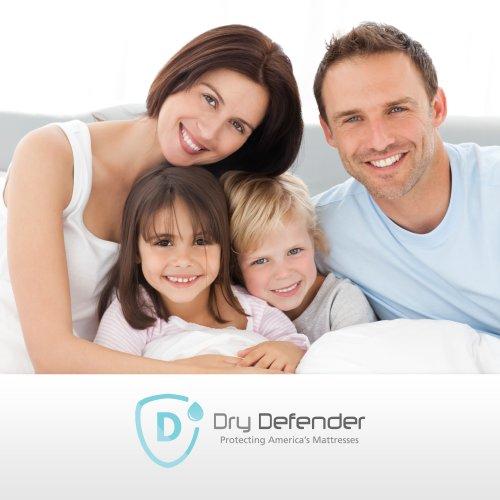 Dry Defender Premium Waterproof Comforter Duvet Cover