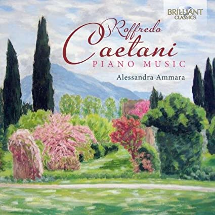 Caetani-Piano-Works
