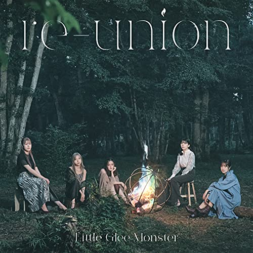 Little Glee Monster  -   re-union (첫 생산 한정반A) (특전 없음)