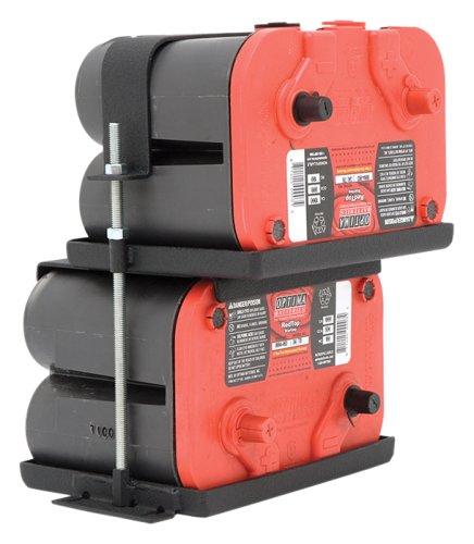 Dual Battery Tray (Smittybilt 2800 Dual Battery Tray)