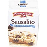 Pepperidge Farm Chocolate Chunk Crispy Cookies, Sausalito Milk Chocolate Macadamia, 7.2-ounce (pack of 5)