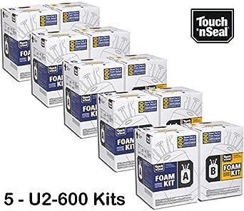 Amazon.com: TOUCH N sello 600 Kit Manguera de pistola de ...