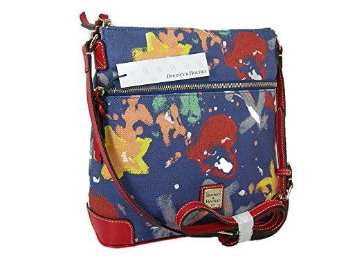 Dooney And Bourke Floral Bag - 3