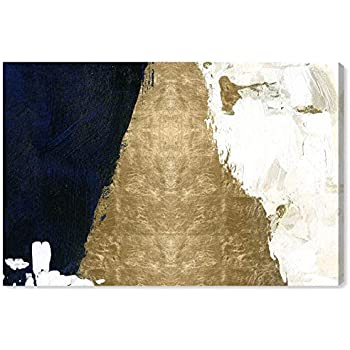 The Oliver Gal Artist Co. Abstract Wall Art Canvas Prints 'Night and Day' Home Décor, 15