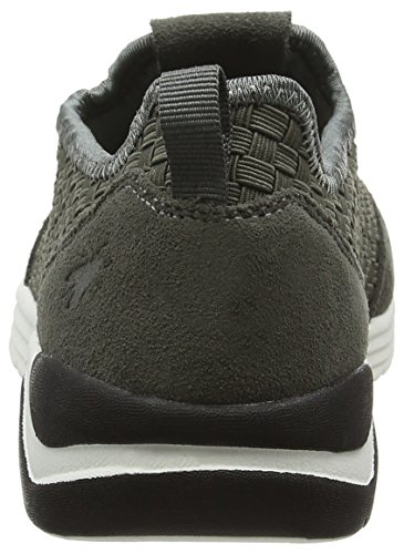 London Grey Top Sauf826fly Low 002 Grey Sneakers Fly Women's qwCdW7qv