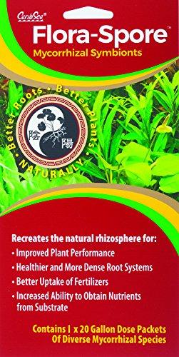 CaribSea Aquatics Floraspore Mychorrizal Symbionts (1 Pack), 20 Gallon ()
