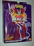 Toy Biz Marvel Comics Spider-man Dr. Strange Present Marvel Magic Web Swinging Spider-man