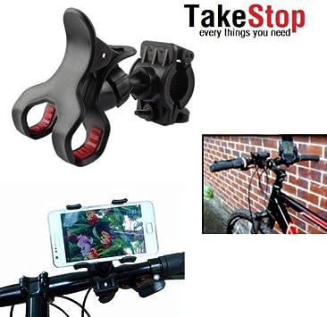 takestop Soporte de Smartphone, MP3, MP4, GPS Universal para ...