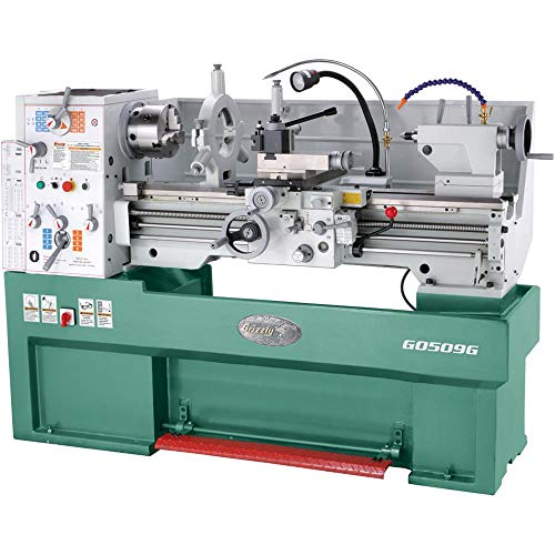 Grizzly G0509G Gunsmith's 3-Phase Metal Lathe, 16 x - Gunsmith Lathe