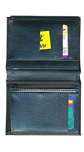 Portafoglio nbsp;piccolo Moneta Smiley A Carte Documenti nbsp;– Uomo Dollars Tasca Porta Bleu tT7wqn