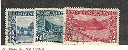 Review Bosnia & Herzegovina, Postage