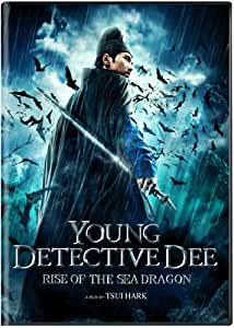 amazoncom young detective dee rise of the sea dragon