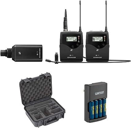 Sennheiser EW 122P G4 Camera-Mount Wireless Cardioid EW 122P