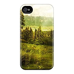 For iphone 6 Premium Tpu Case Cover Enchanted Forest Iphone Wallpaper Protective Case